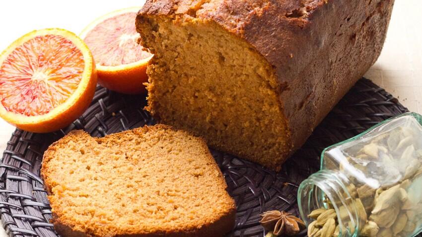 pain d epice moelleux a l orange