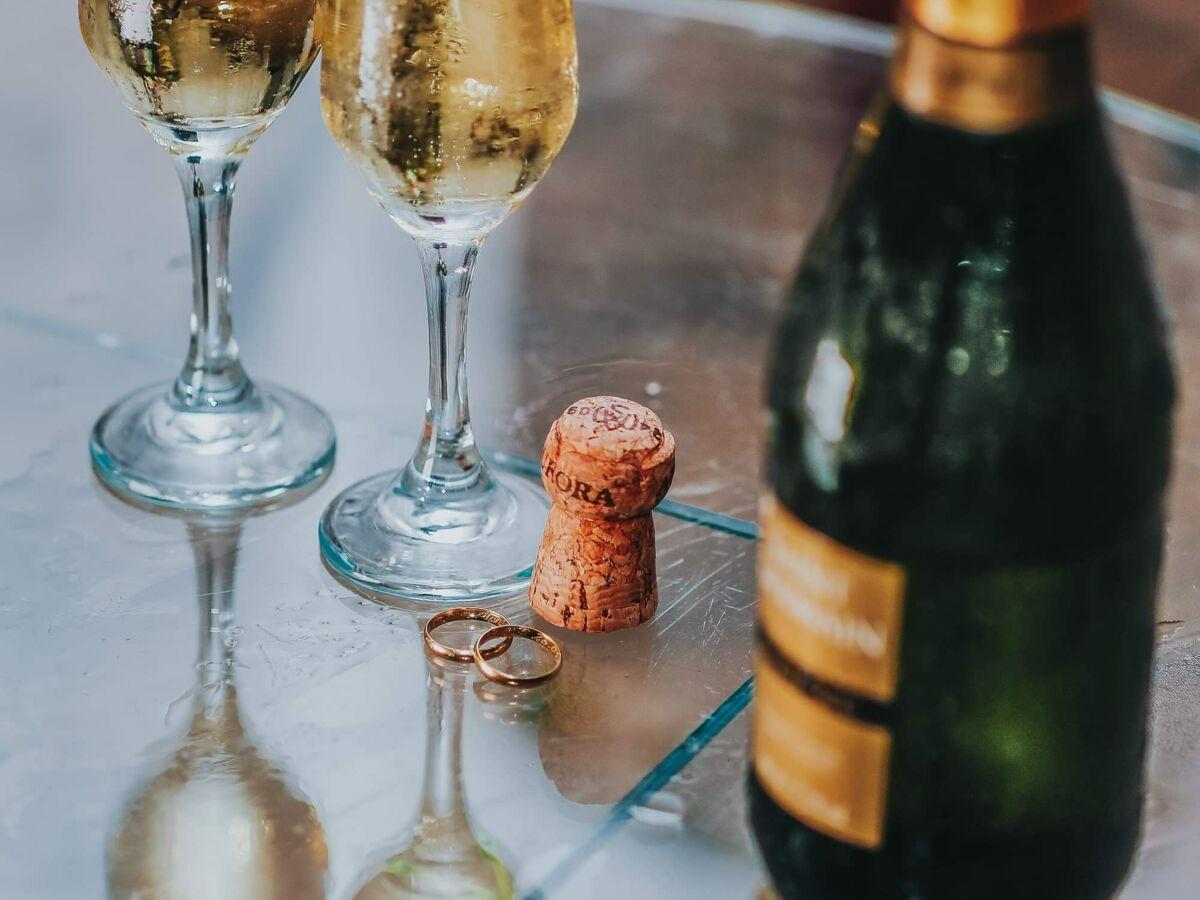 conserver un champagne ouvert