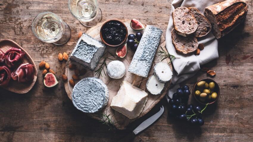 comment servir le plateau de fromages