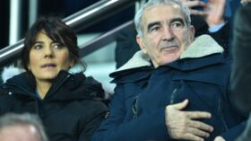 Maybe you would like to learn more about one of these? Les Rares Confidences D Estelle Denis Sur Son Couple Avec Raymond Domenech Femme Actuelle Le Mag