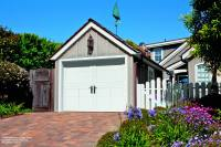 Composite on Steel Garage Doors  Facade Door Systems