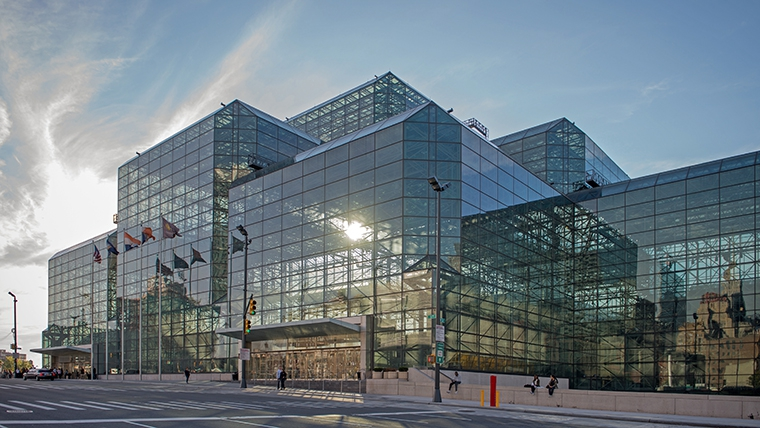 Jacob K Javits Convention Center  Facade Retrofits