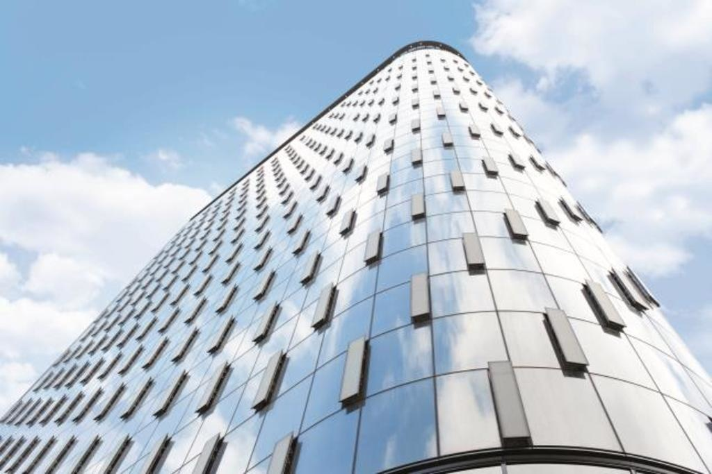 Glass Curtain Walls And Glazing Offer Increased