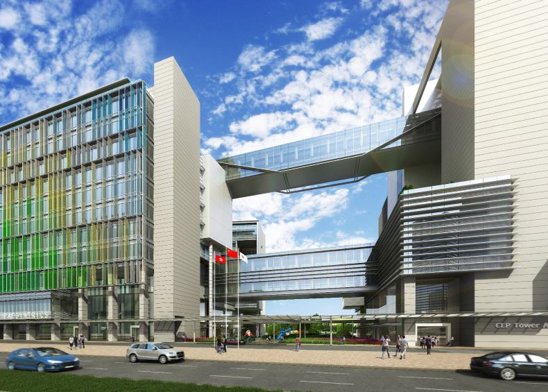 Hong Kong Children's Hospital | Reference project