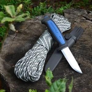 Foto de faca Mora Basic Azul