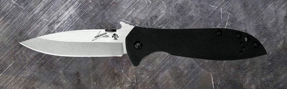 Canivete Kershaw CQC-4kXL