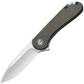 canivete civivi elementum micarta od geen