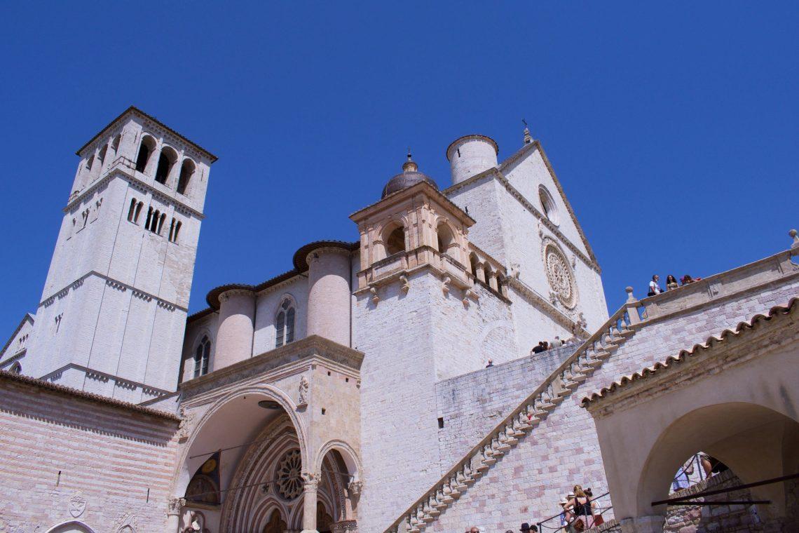 Visitare Assisi in un giorno.