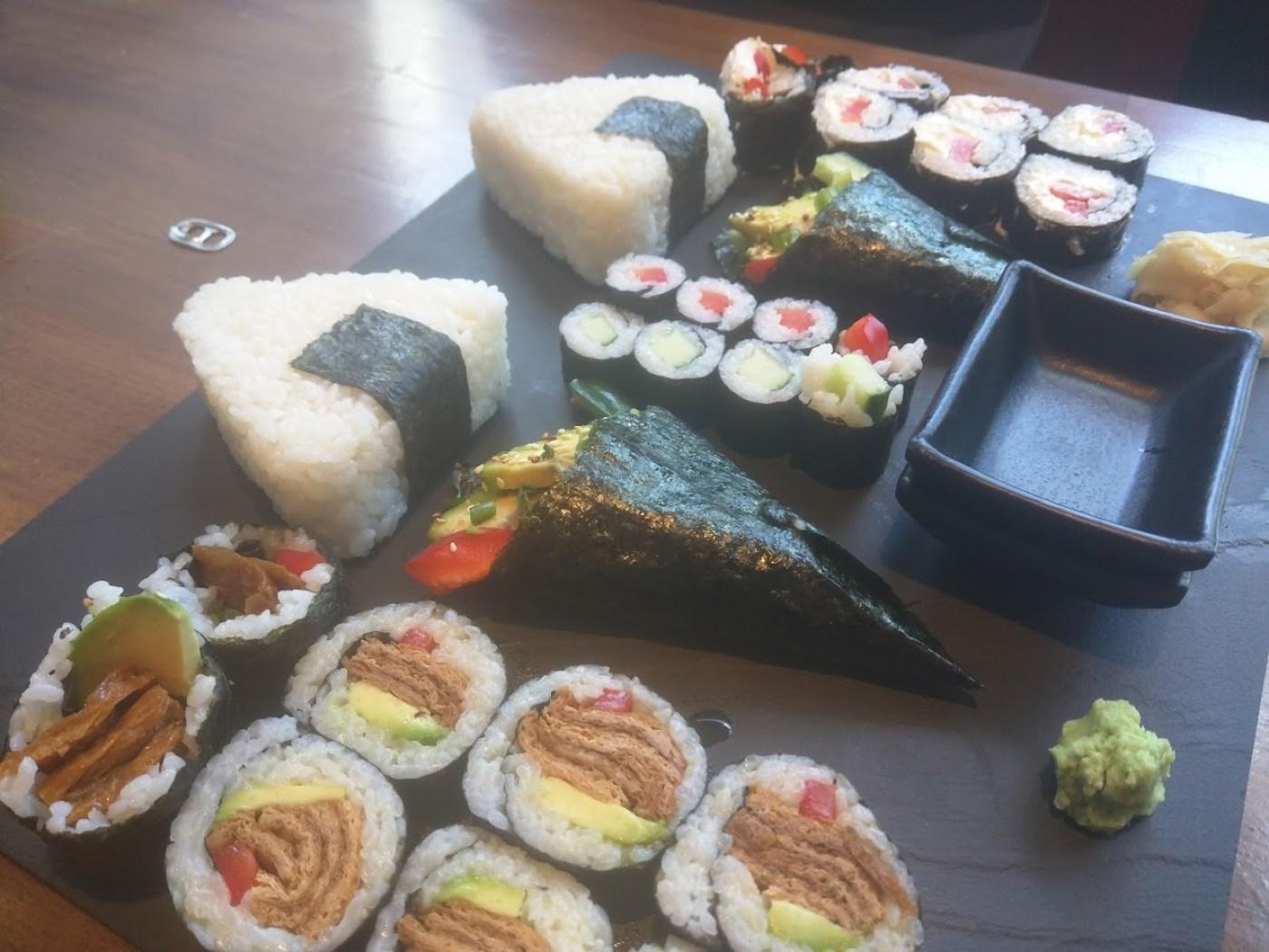 Faccio come mi pare blog, dove mangiare ad aberdeen, mangiare ad aberdeen, locali ad aberdeen, mangiare bene aberdeen, JW sushi