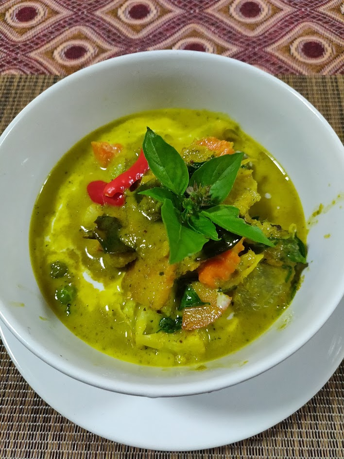 Green Curry Thailandese - La ricetta