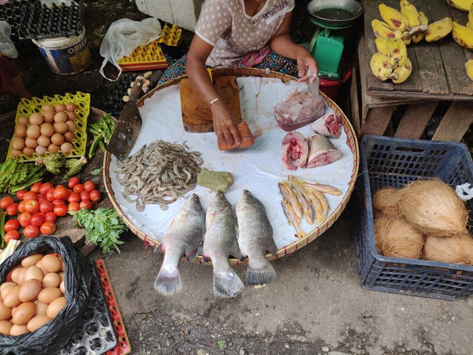 mercati di yangon