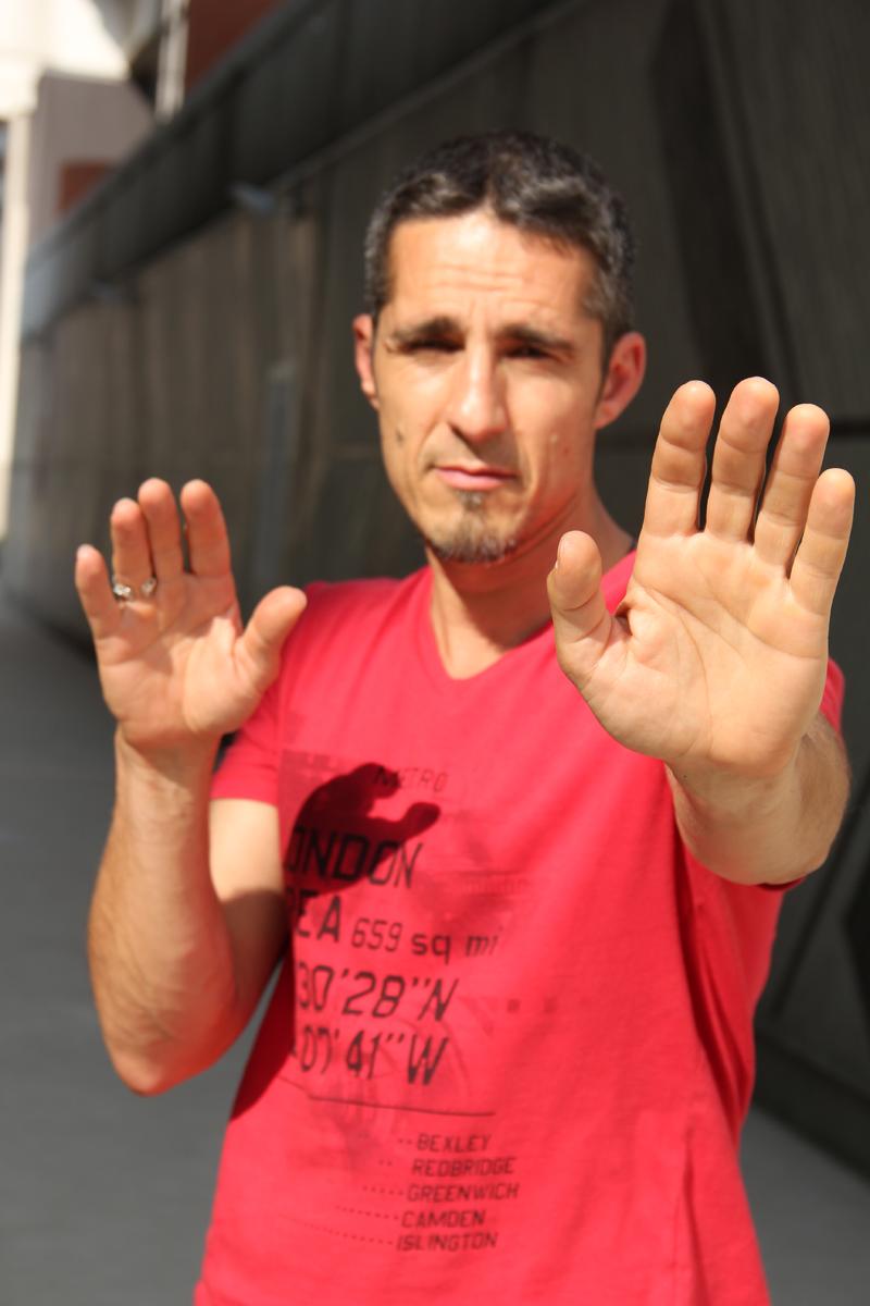 Eric Quequet, l'académie des arts de combat et la défense de rue