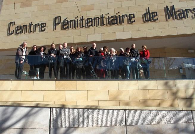 Photo des participants du forum entreprises Mission Possible aux Baumettes