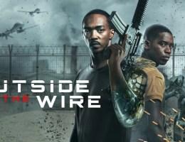 فيلم Outside the Wire 2021 مترجم