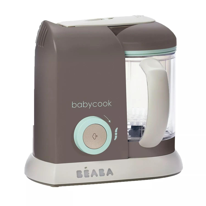 BEABA Babycook 4 in 1 Steam Cooker and Blender