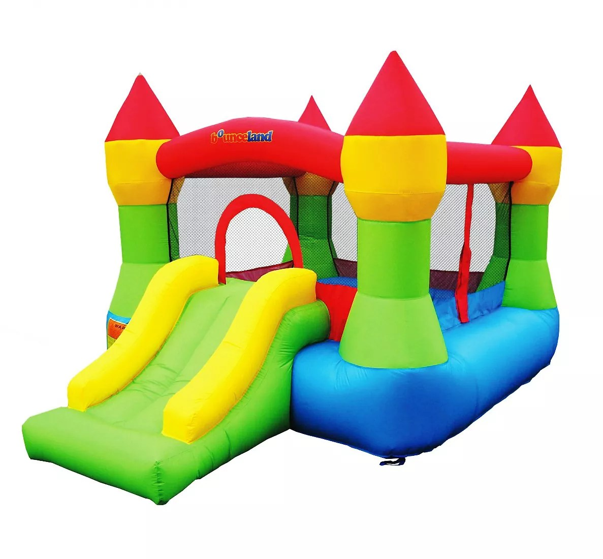 Bounceland Bounce House Castle