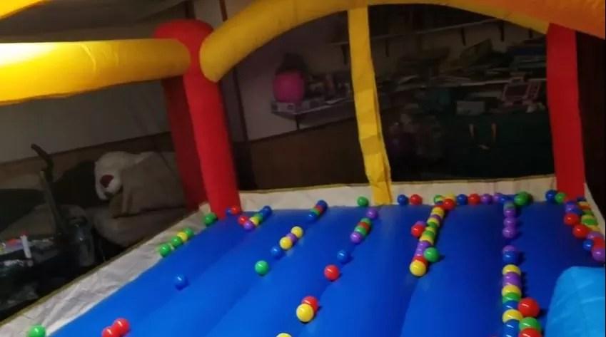 Indoor Bounce House