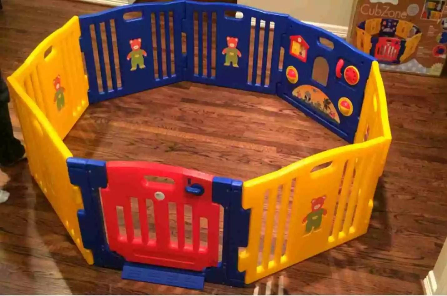 Playpen-for Babys-Security