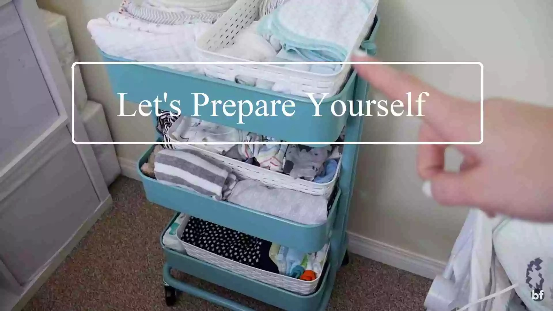 Prepare Yourself Ahead Of Time for Mom