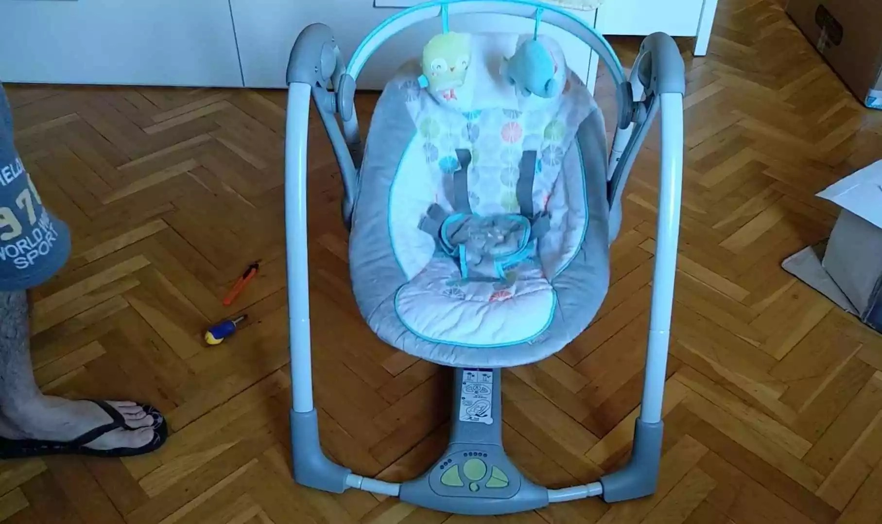 Best Portable Baby Swing