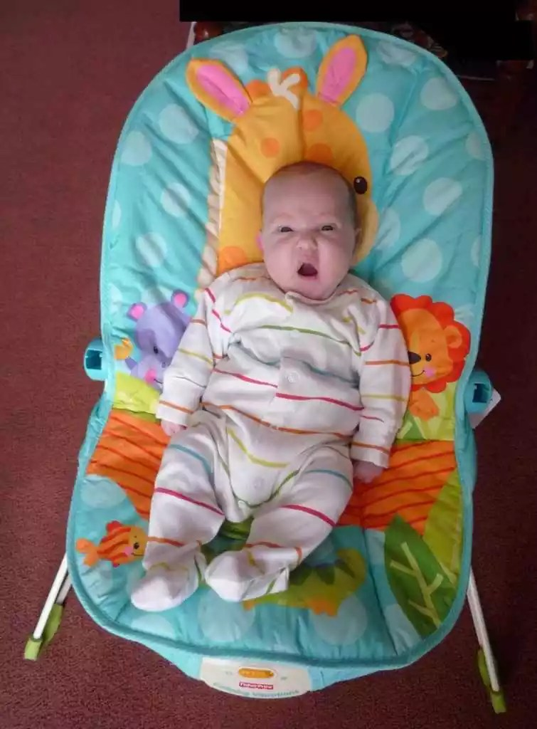What is a baby bouncer