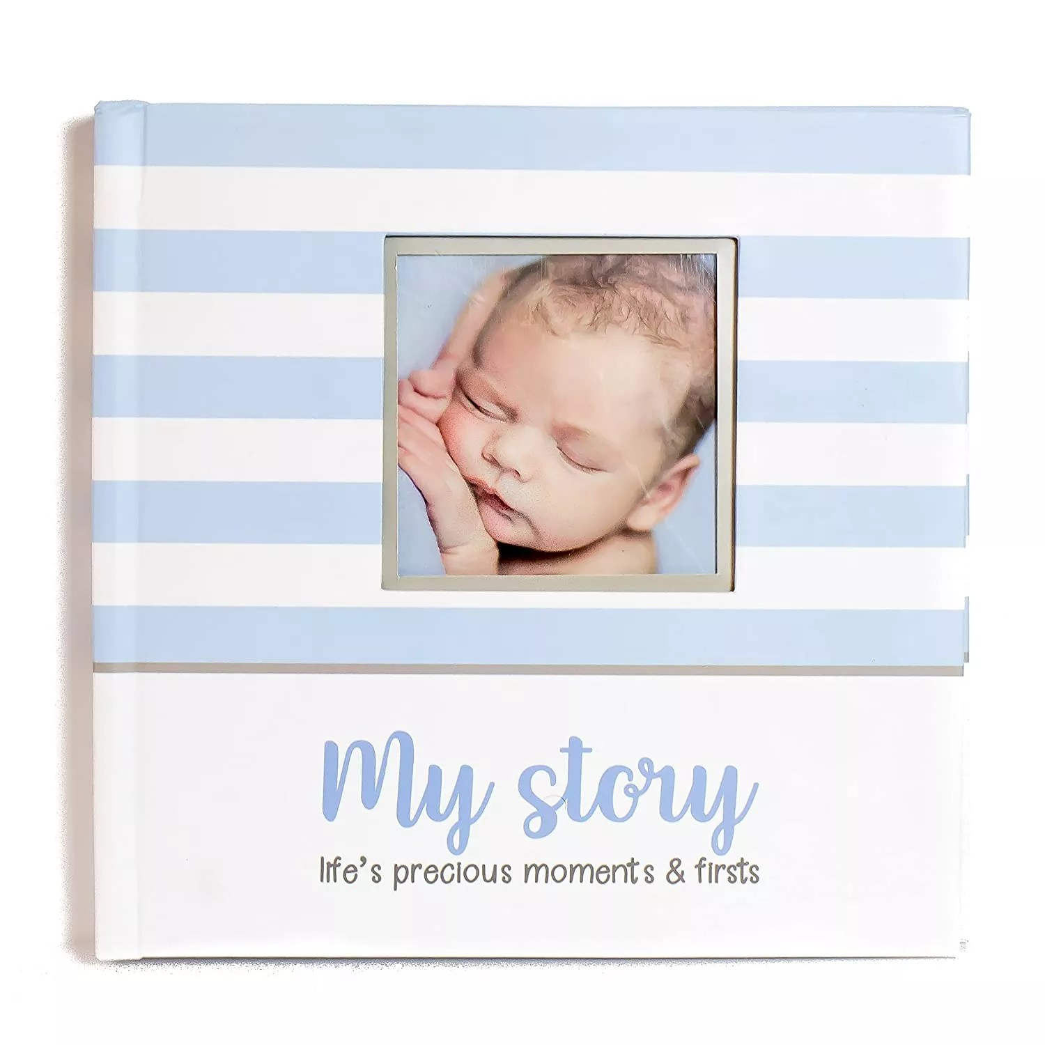First-Year Baby Memory Book & Baby Journal