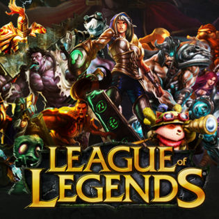 League Of Legends Facebook Cover Brands