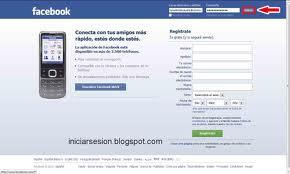 facebook entrar facebook en