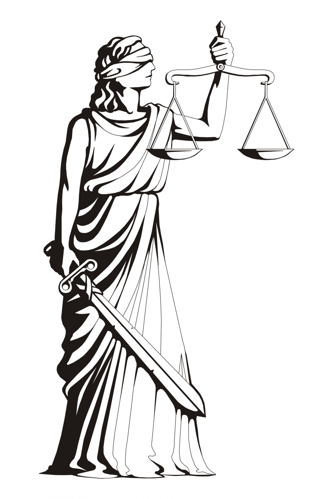 What is justice? What role did social media play