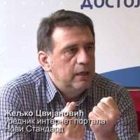 Жељко Цвијановић: ПРЕДРАТНА СРБИЈА