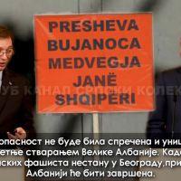 Кад нестану шиптарски савезници у Београду, прича о Великој Албанији биће завршена