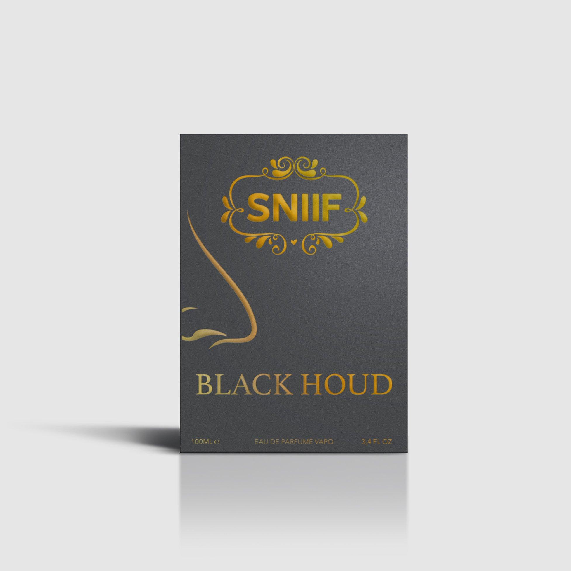 Sniif Profumo Black Houd