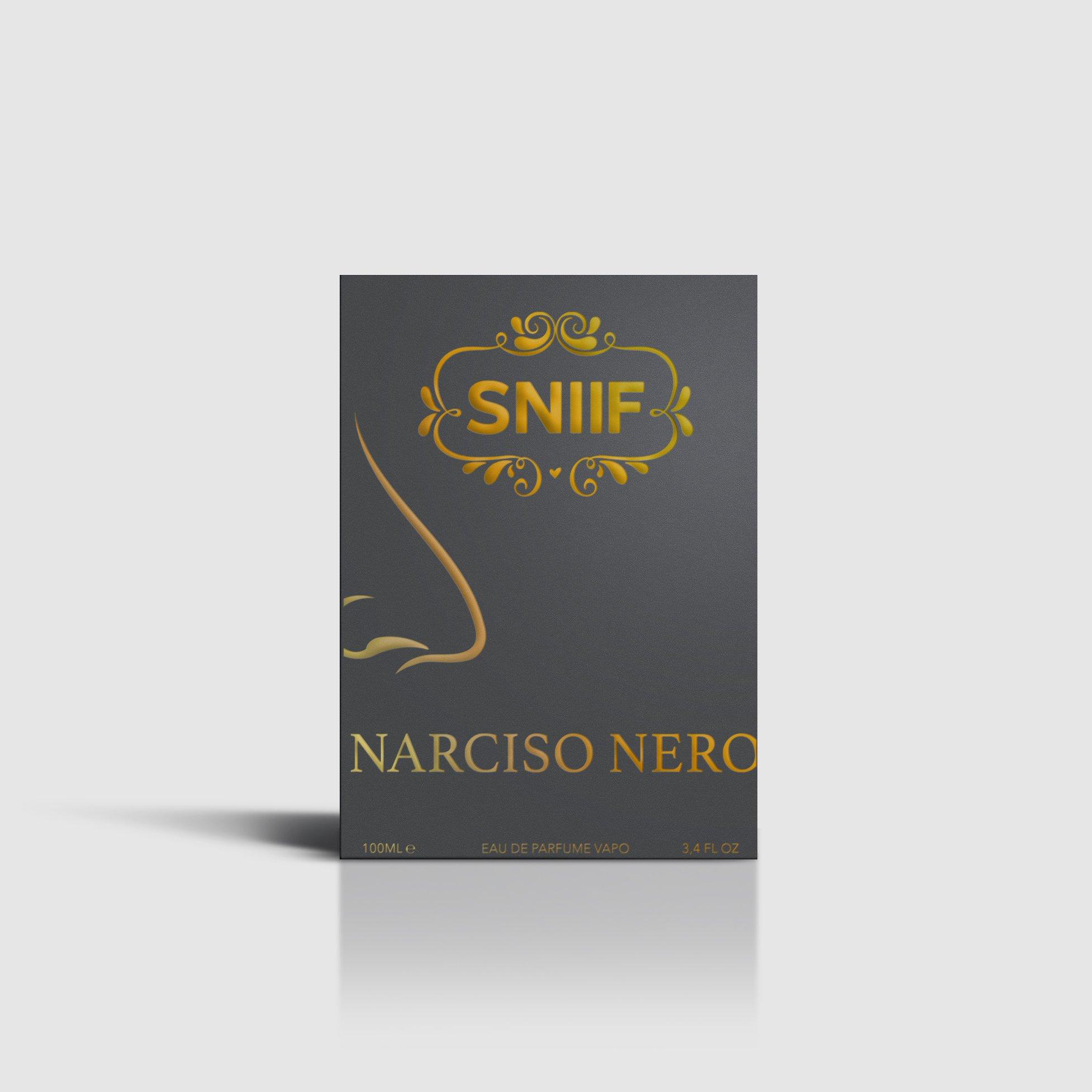 Sniif Profumo Narciso Nero