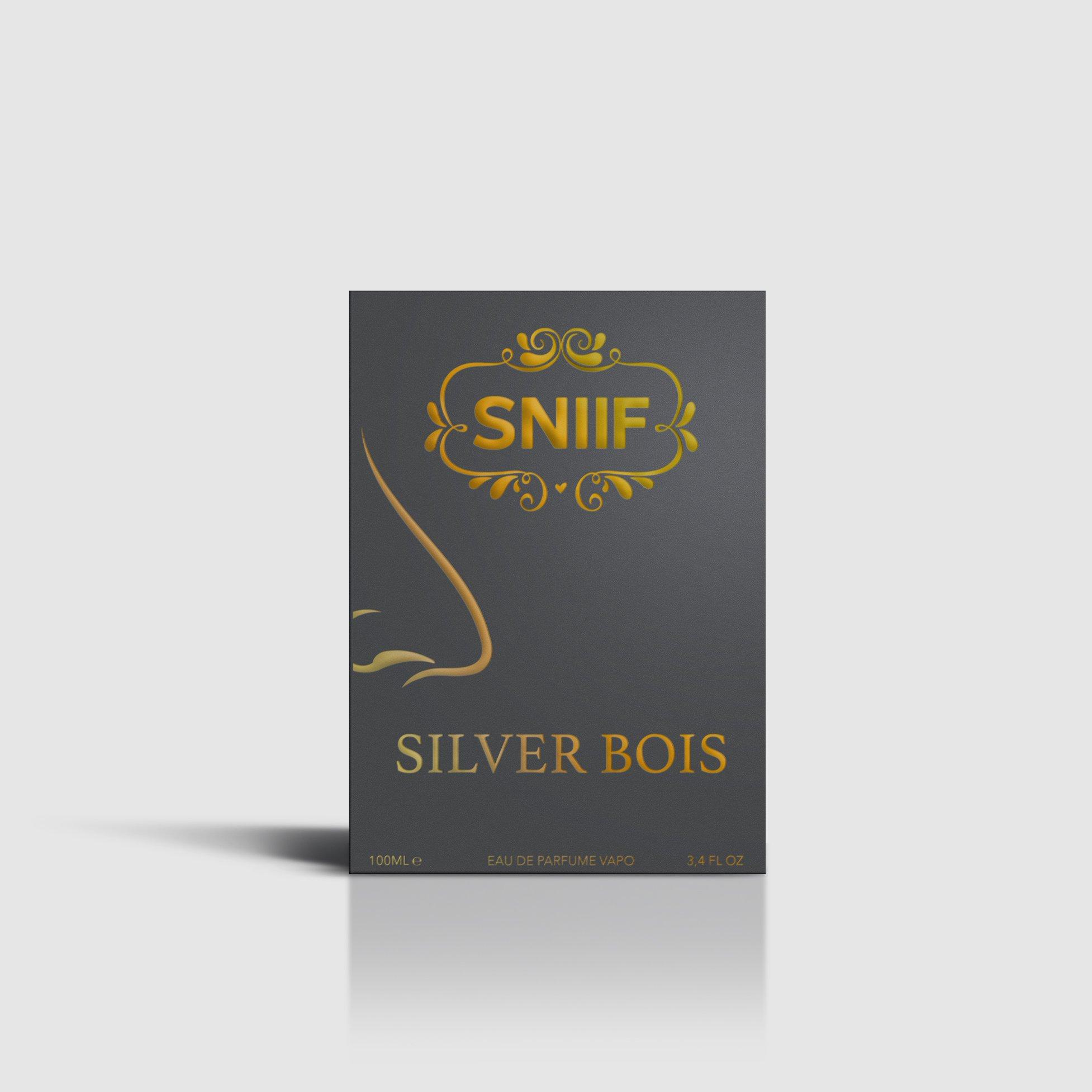 Sniif Profumo Silver Bois