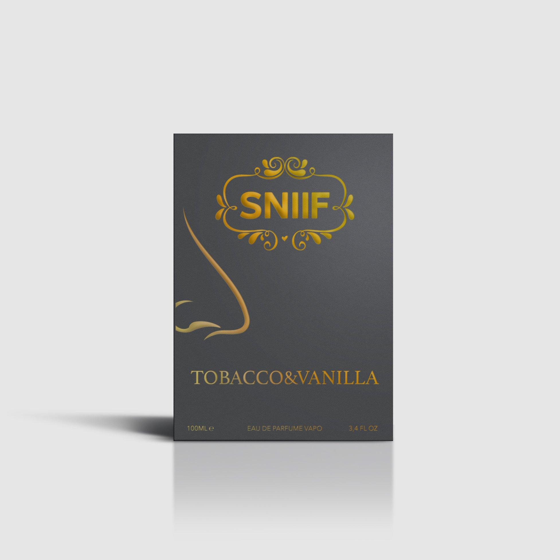 Sniif Profumo Tobacco&Vanilla