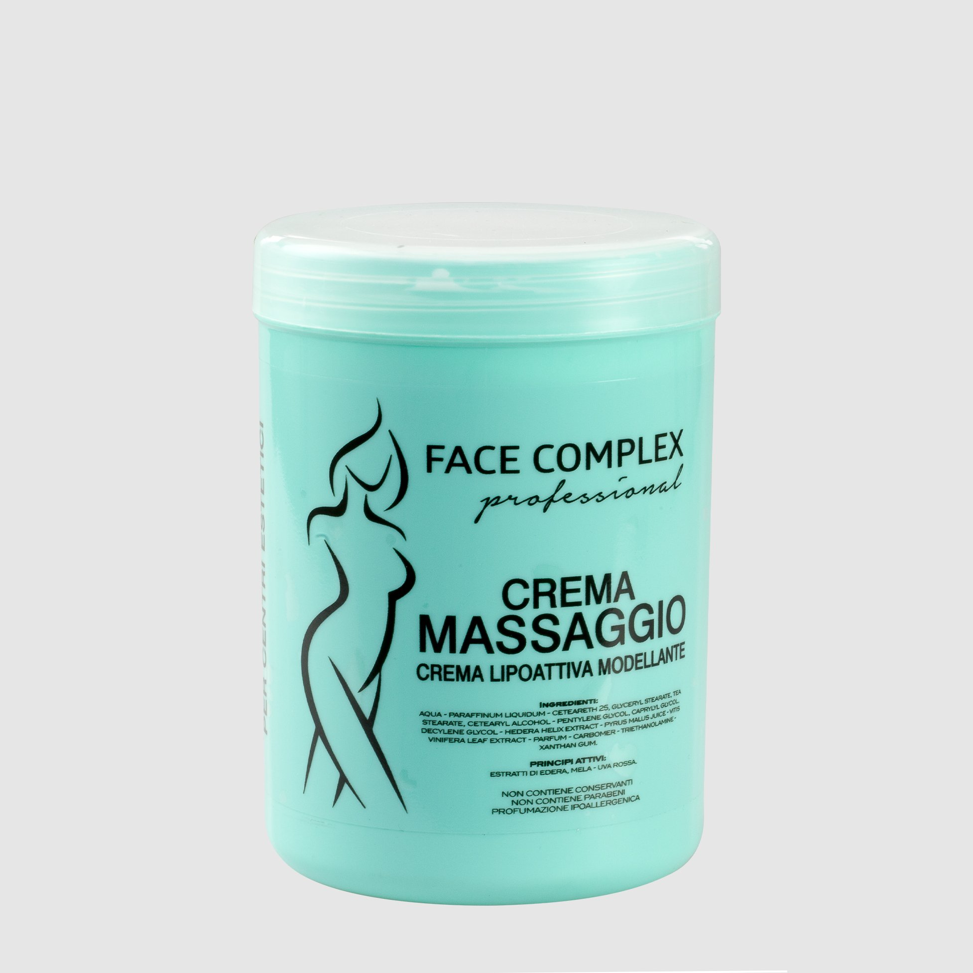 Crema Lipoattiva modellante Face Complex Cosmetics