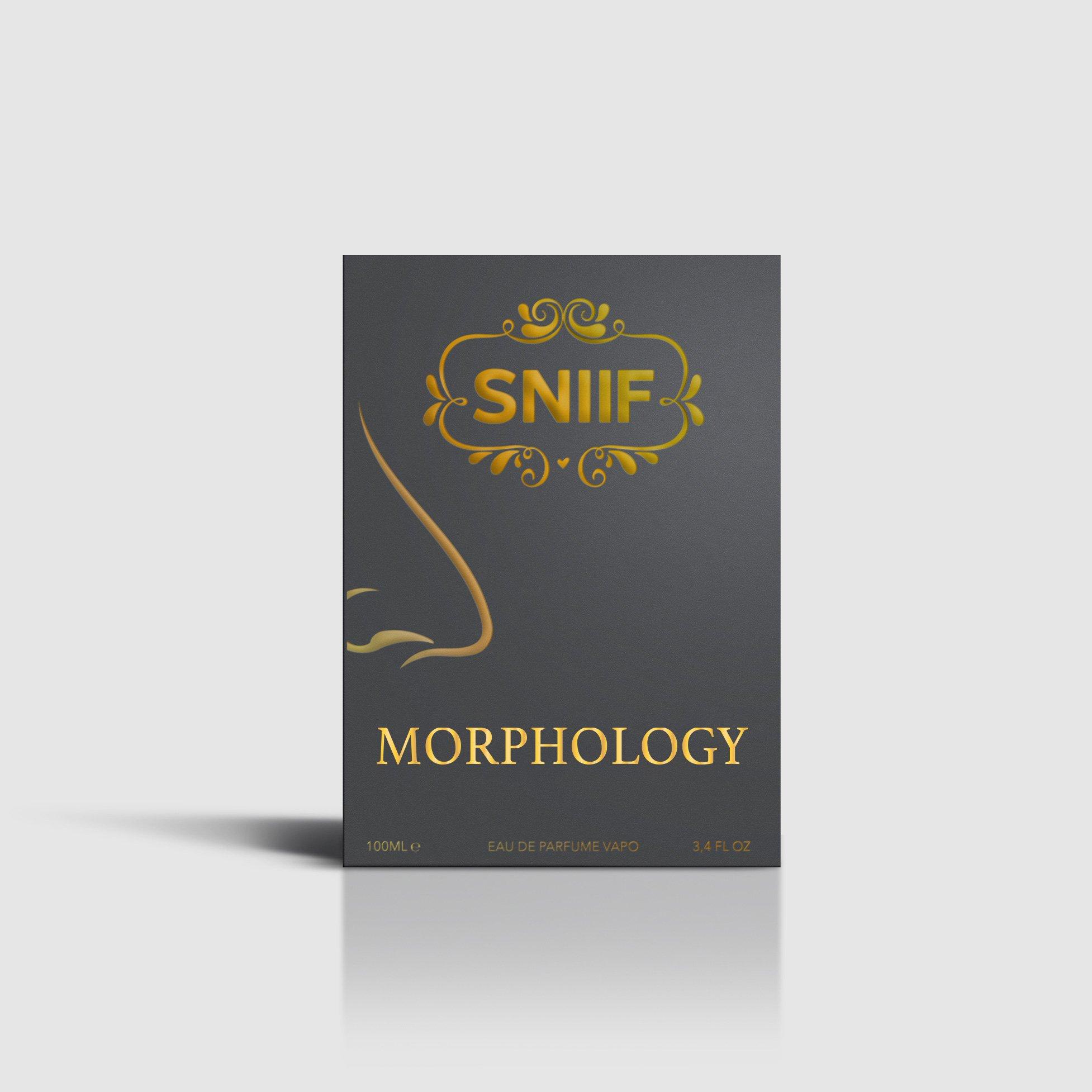 Sniif  Profumo 100ml Morphology