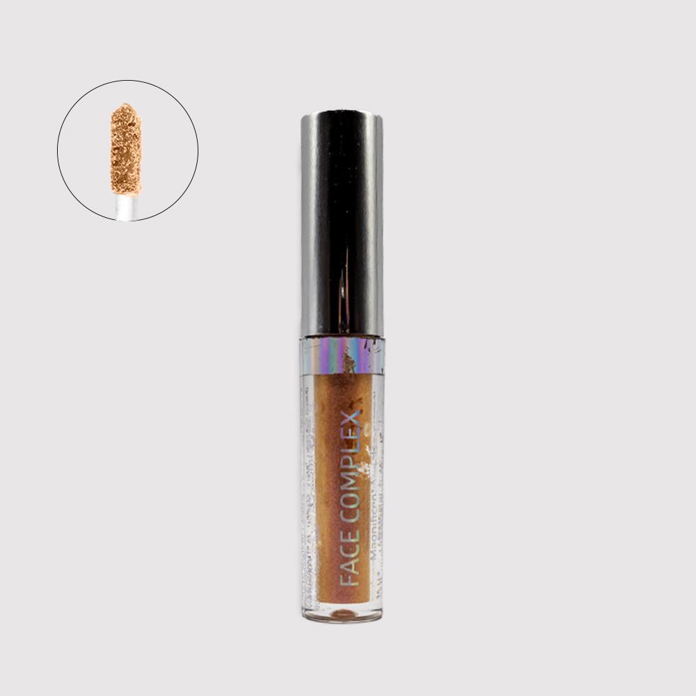 Ombretto Glitter Liquido Waterproof - Face Complex Cosmetics