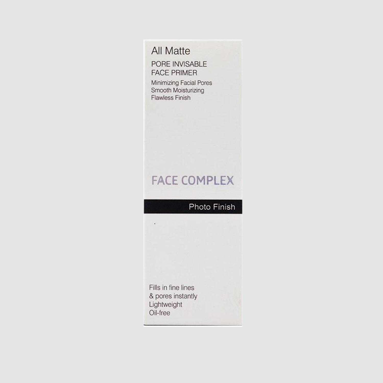 All matte primer-photo finish - Face Complex Cosmetics