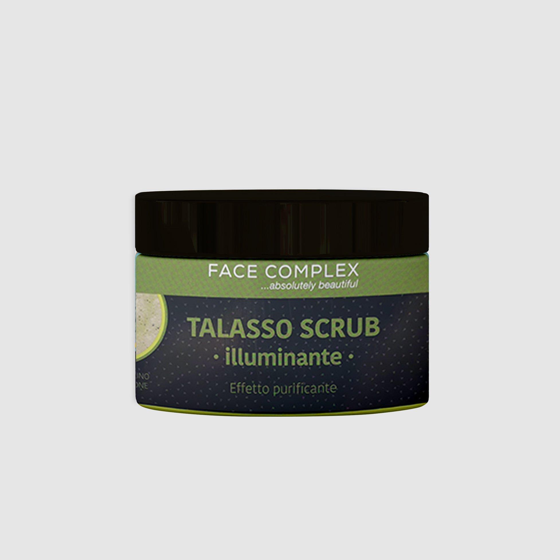 Talasso scrub Illuminante