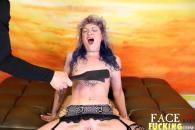 Face Fucking Stella Casey
