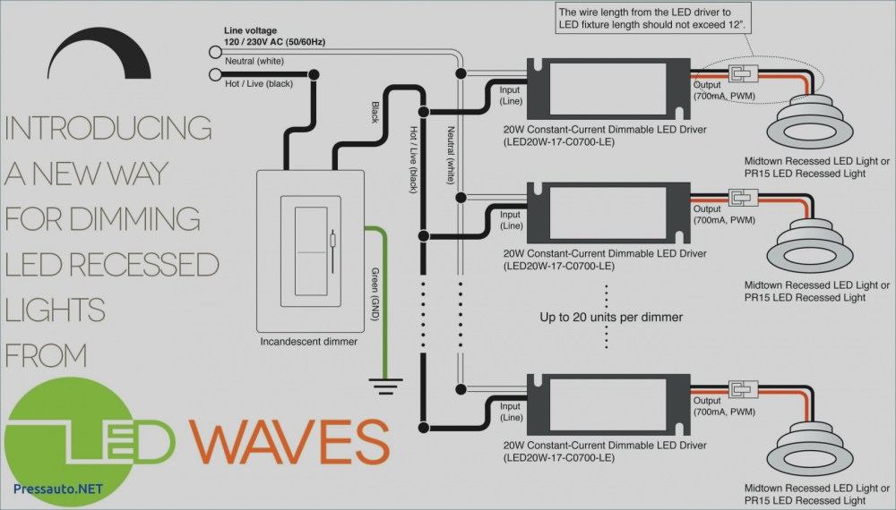 medium resolution of wiring led can lights in series wiring diagram used led ceiling light wiring diagram