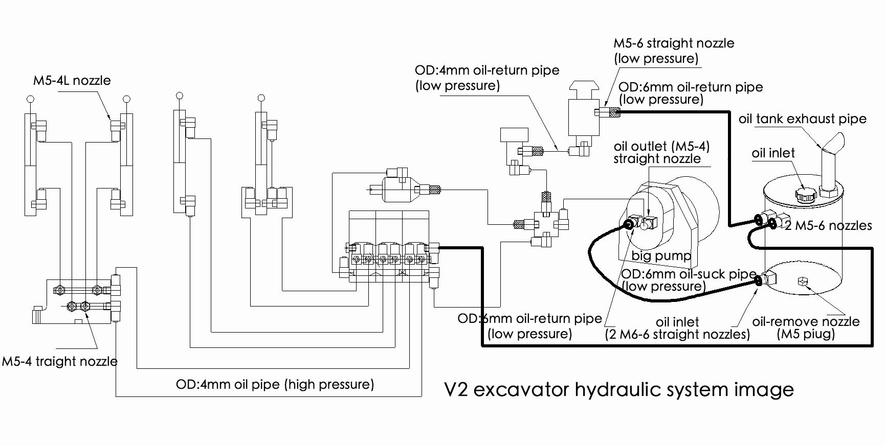 12v Hydraulic Pump Wiring Diagram Collection