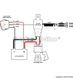 remote spotlight wiring diagram wiring library wiring diagram for spotlights on hilux 12v relay wiring diagram [ 2000 x 2000 Pixel ]