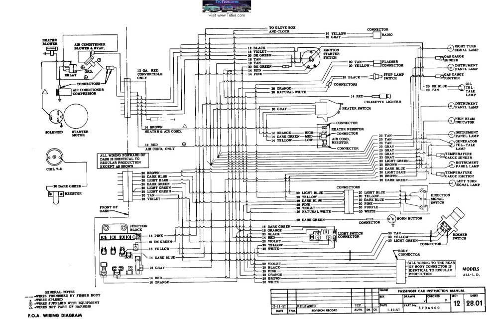 medium resolution of 1955 chevy turn signal wiring diagram