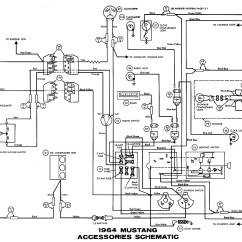1966 Ford Mustang Ignition Wiring Diagram Centurion 3000 1965 Download