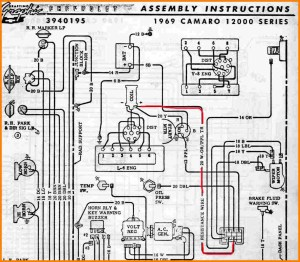 1969 Camaro Wiring Diagram Gallery | Wiring Diagram Sample