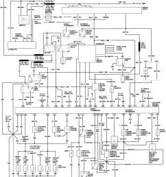 1988 f 150 wiring radio simple electronic circuits u2022 1988 isuzu pickup wiring 1988 ford pickup wiring diagram  [ 900 x 1017 Pixel ]
