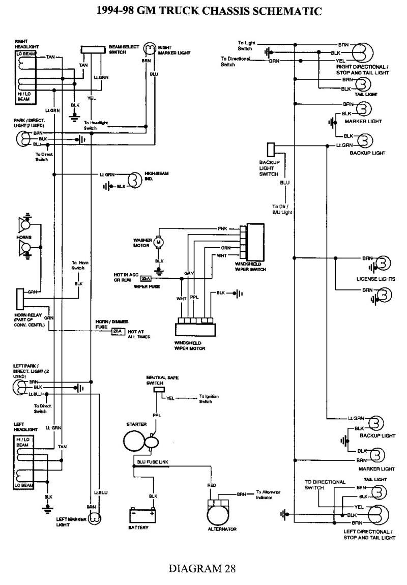 1983 Jeep Scrambler Wiring Diagram 1996 Chevy Truck Ignition Switch Pins