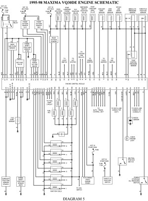 1998 Nissan Altima Wiring Diagram Collection | Wiring
